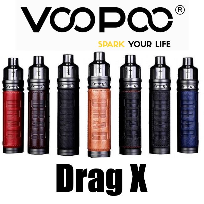 VOOPOO Voopoo - Drag X Mod Pod Starter Set
