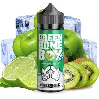 #ganggang #ganggang - Green HomeBoy ICED Limited Edition Aroma