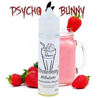 Psycho Bunny Psycho Bunny - Strawberry Milkshake v2 Aroma 10/60ml