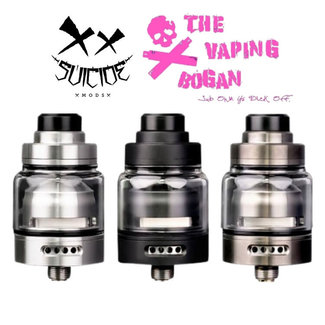 SUICIDE MODS Ether RTA 24mm by Suicide Mods x Vaping Bogan