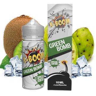 K-Boom K-Boom - Special Edition Green Bomb 2020 Aroma