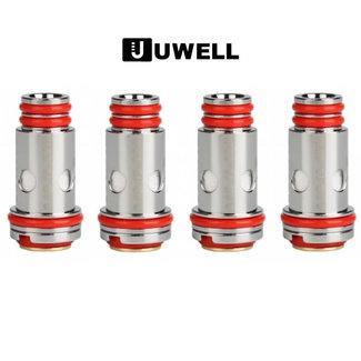 Uwell Uwell Whirl/Whirl 2 Verdampferköpfe 4 Stück