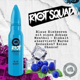 RIOT LABS LIQUIDS Riot Squad - Blue Burst 50ml E-Liquid