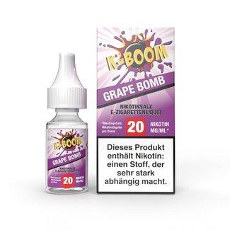 K-Boom Grape Bomb Nic Salt