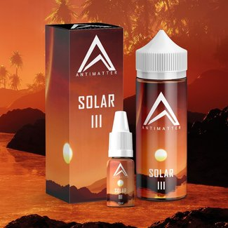 ANTIMATTER Antimatter - Solar III - 10ml Aroma