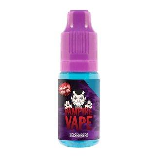 Vampire Vape Vampire Vape Heisenberg Liquid 10ml - 3mg Nikotin/ml