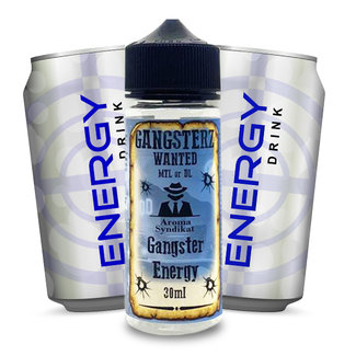Gangsterz Gangsterz Gangster Energy Aroma