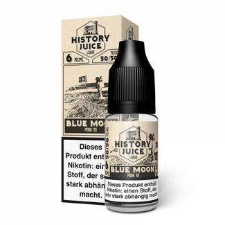 History Juice History Juice BLUE MOON 6mg / 12mg Nikotin
