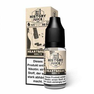 History Juice History Juice HEART BREAK 6mg / 12mg Nikotin
