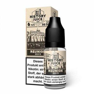 History Juice History Juice REUNION 6mg / 12mg Nikotin