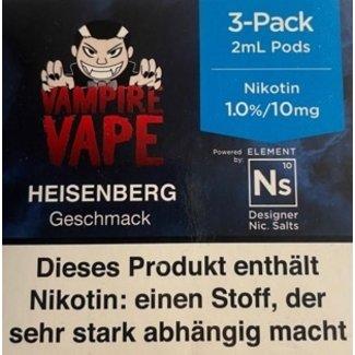 Vampire Vape Aspire Gusto Mini Heisenberg 3er Pack