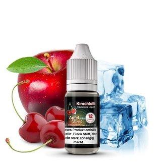 Kirschlolli Apfel Kirsch Cool Nikotinsalz Liquid
