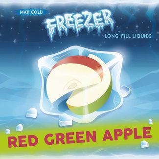 Freezer Freezer -Mad Cold Red Green Apple