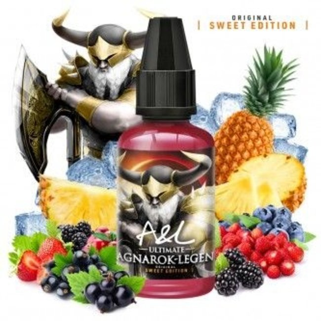 A & L Arômes et Liquides A&L - Ragnarok Legend Sweet Edition Aroma 30ml