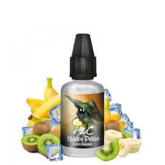 A & L Arômes et Liquides A&L-Hidden Potion  Green Banana Aroma