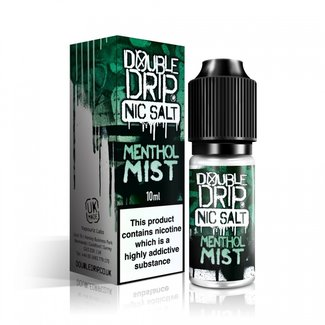 DOUBLE DRIP Double Drip-Nikotinsalz Liquid- Menthol Mist