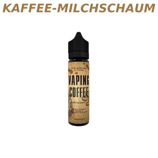 VOVAN VAPING COFFEE-CAPPUCCINO -LIQUID