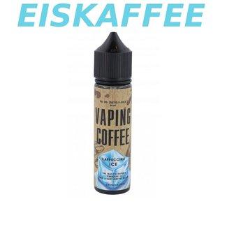 VOVAN VAPING COFFEE-CAPPUCCINO ICE -LIQUID