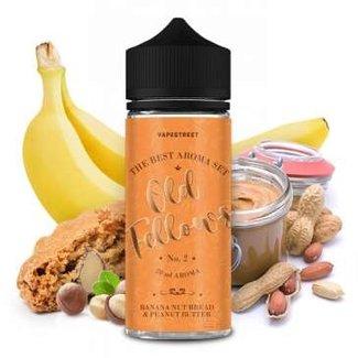Vapestreet OLD FELLOWS No.2-Banana Nut Bread & Peanut Butter Aroma