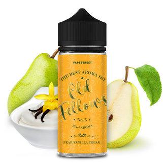 Vapestreet OLD FELLOWS No.5-Pear Vanilla Cream Aroma  20 ML