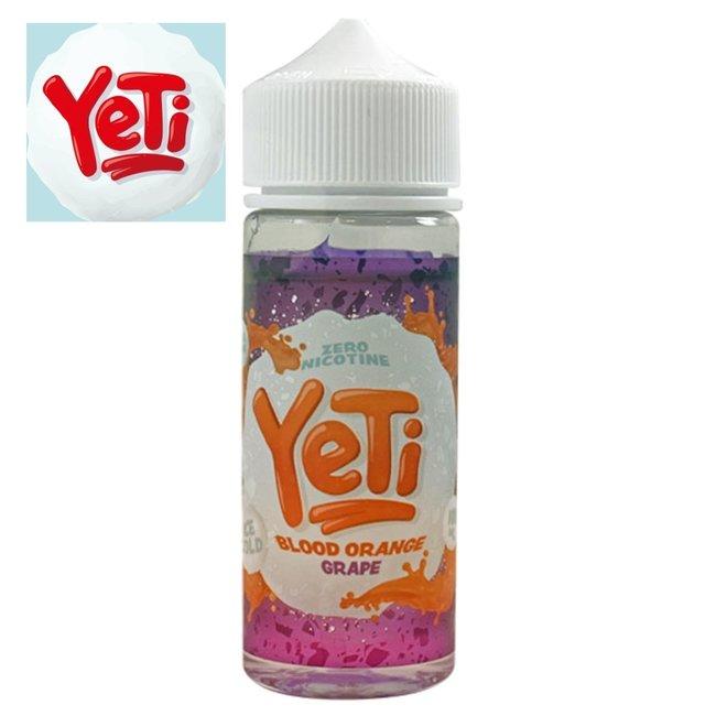 Yeti YETI-ICE COLD-BLOOD ORANGE GRAPE 100 ML E-LIQUID