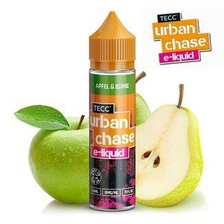 URBAN CHASE URBAN CHASE- Apfel & Birne Liquid 50 ml