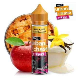 URBAN CHASE URBAN CHASE-  Apfelkuchen & Vanillesoße  Liquid 50 ml