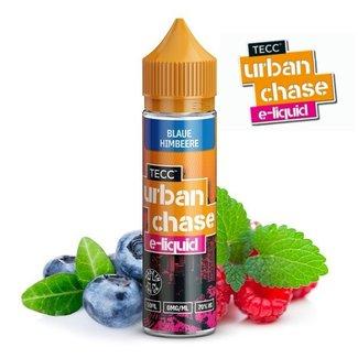 URBAN CHASE URBAN CHASE-  Blaue Himbeere  Liquid 50 ml