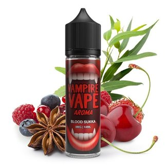 Vampire Vape VAMPIRE VAPE Blood Sukka Aroma 14ml