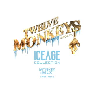 Twelve Monkeys Vapor Co. 12 Monkeys - Queen Soko Iced  0mg 50 ML