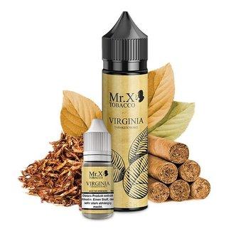 Mr. X MR. X Tobacco Virginia Aroma 10ml