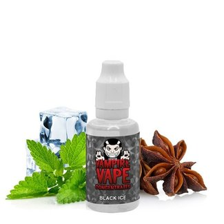 Vampire Vape VAMPIRE VAPE Black Ice Aroma 30ml