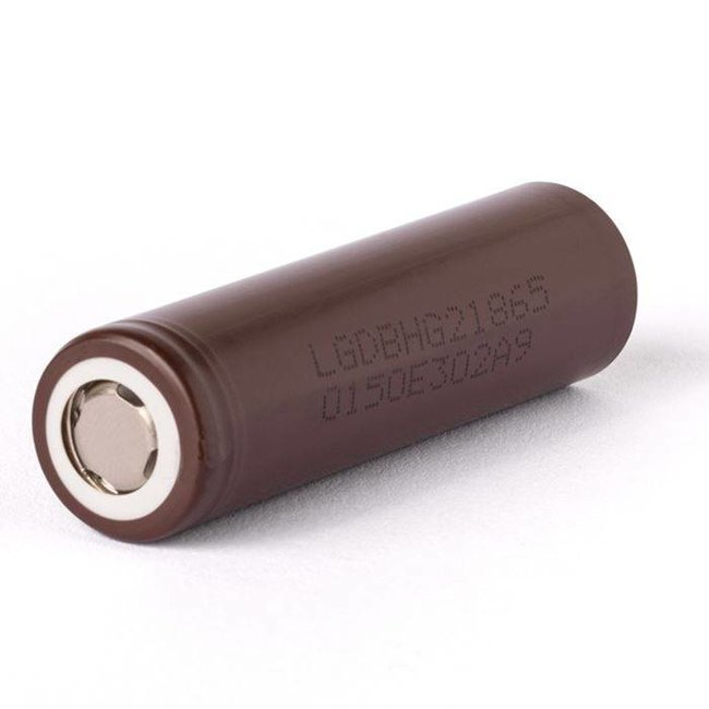 LG LG INR18650HG2 - 3000mAh AKKU