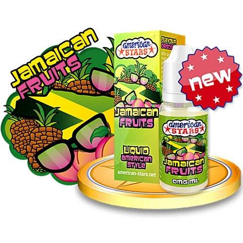 American Stars e liquid Jamaican Fruits