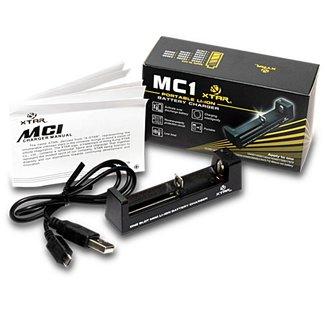 Xtar MC1 - Ladegerät für Li-Ion. e zigaretten Akkus