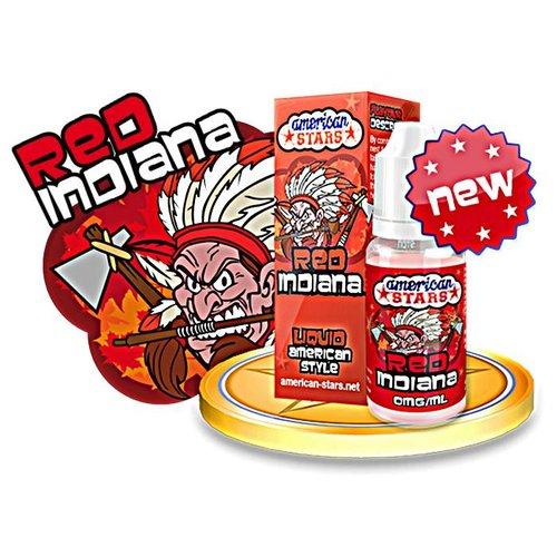 American Stars RED INDIANA e-Liquid