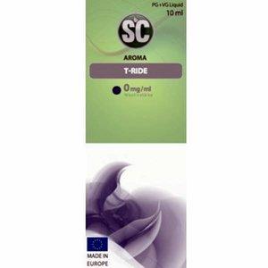 SILVER CONCEPT T-Ride E-Zigaretten Liquid