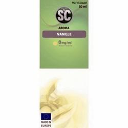 SC Vanille E-Zigaretten Liquid