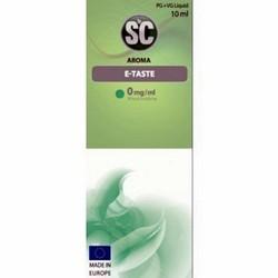 SC E-Taste E-Zigaretten Liquid