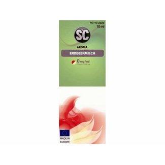 SILVER CONCEPT SC Erdbeermilch E-Zigaretten Liquid