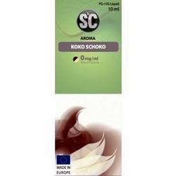 Kokos Schokolade E-Zigaretten Liquid