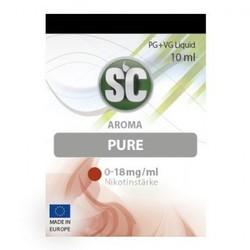 SC Pure Tabak e-Zigaretten Liquid