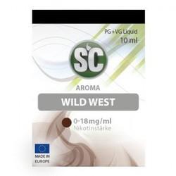 SC Liquid Wild West Tabak