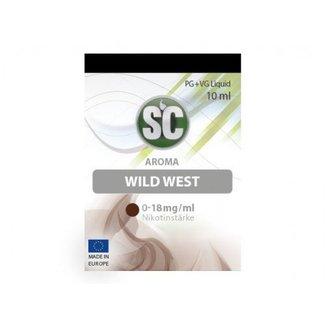SILVER CONCEPT SC Liquid Wild West Tabak