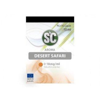 SILVER CONCEPT SC Liquid Desert Safari Tobacco