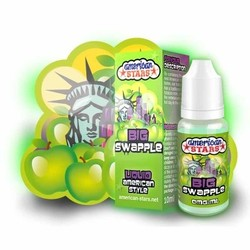 American Stars BIG SWAPPLE e-Liquid