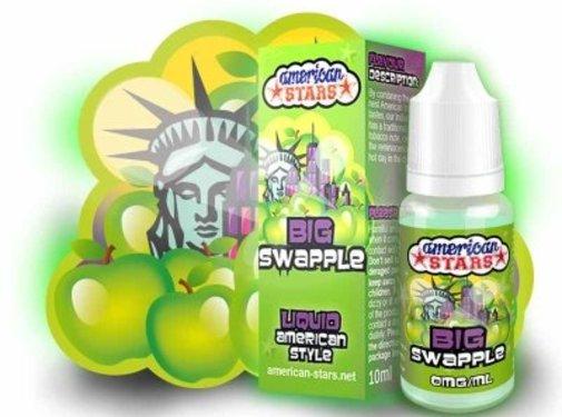 American Stars American Stars BIG SWAPPLE e-Liquid