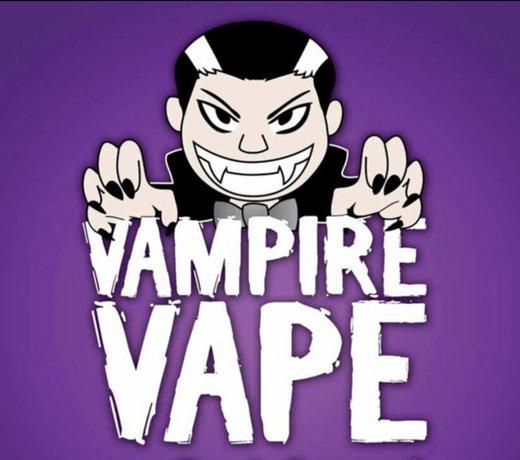 Aromen von Vampire Vape