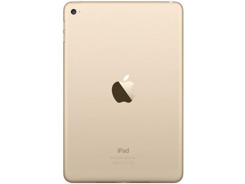 Apple iPad Mini 4 128GB Wifi Goud