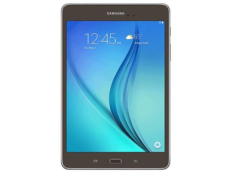 Samsung Galaxy Tab A 8.0 Wifi 16GB Zwart